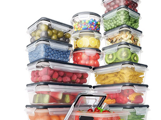 Chef s Path  Food Storage Container Set  16 Piece