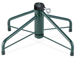 National Tree Company Christmas Tree Stand   Fits 1 25 Inch Pole   Folding Stand   16 Inch