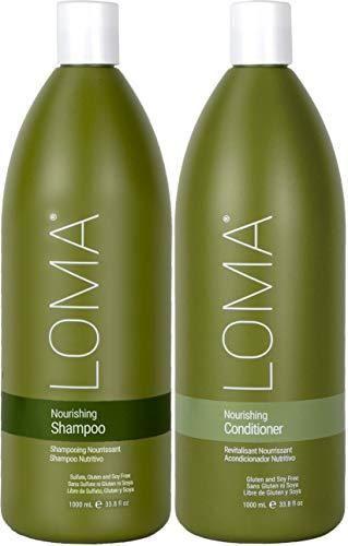loma Hair Care Nourishing Shampoo   Conditioner Duo