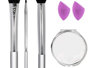 Real Techniques Poppin Perfection Makeup Brush Kit