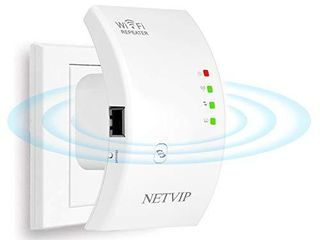 300Mbps WiFi Range Extender Signal Boosters for House  Superblast Boost WiFi with Ethernet Port  Support WPS One Button Setup  360 Wide Coverage Eliminate WiFi Dead Zones  Easy to Setup