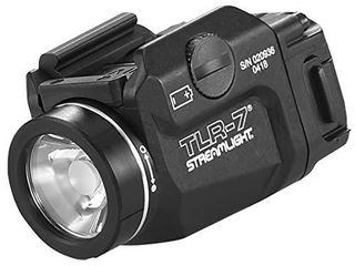 Streamlight 69420 Tlr 7 low Profile Rail Mounted Tactical light  Black   500 lumens