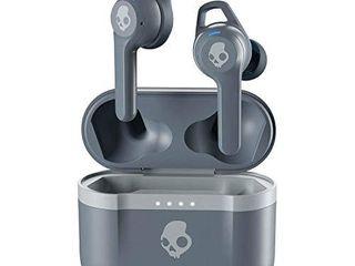 Skullcandy Indy Evo True Wireless In Ear Earbud   Chill Grey