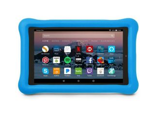 Amazon Kid Proof Case for Amazon Fire HD 8 Tablet  7th Generation  2017 Release  Blue