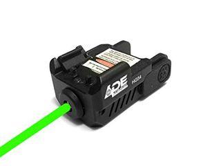Ade Advanced Optics HG54G Strobe laser Sight for Pistol Handgun  Green