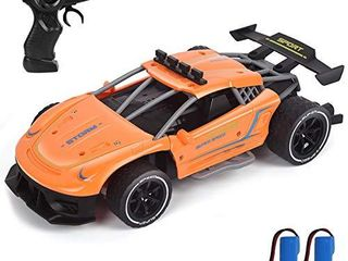 Drift RC Cars  1 18 Scale Remote Control Car  2 4Ghz High Speed Racing Sport Car  Electric Toy Car Best Xmas Gifts Birthday Gift for All Adults   Kids  5618 4