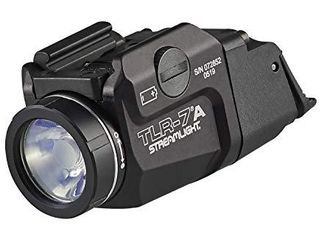 Streamlight 69424 TlR 7A Flex low Profile Rail Mounted Tactical light  Black