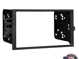 Metra Electronics 95 2001 Double DIN Installation Dash Kit for Select 1994   2012 GM Vehicles