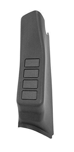 Rugged Ridge 17235 56 Switch Pod  A Pillar  left Hand Drive  07 10 Jeep Wrangler JK