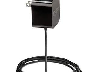 Amazon Echo Power Adapter 15W Black  Echo Dot  3rd Gen  Echo Dot with Clock  Echo Show 5  Echo Spot  Fire TV Cube