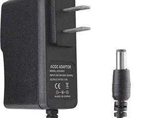 Yetaida 5V 1A AC 100 240V to DC Power Supply Adaptor  Max 5w Universal Wall Plug Power Adapter 5 5 x 2 5mm DC Jack DC 5V 1A 5W