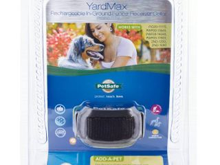 Petsafe YardMax Rechargeable In Ground Extra Receiver Collar  PIG00 11116