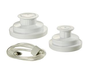 FoodSaver Regular Sealer and Accessory Hose Wide Mouth Jar Kit  9 00 x 6 00 x 4 90 Inches  White