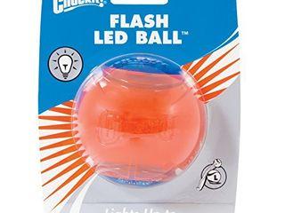 ChuckIt  Flash lED Ball Dog Toy  large