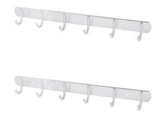 2 Wall Hangers