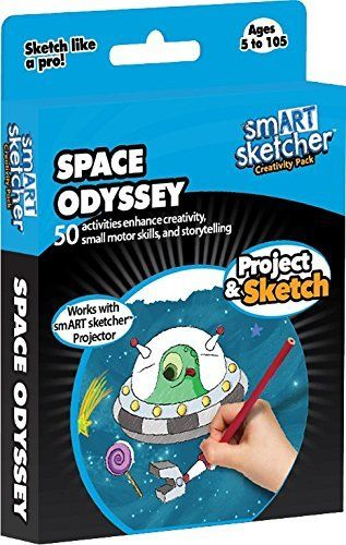 smART sketcher   SD Pack   Space Odyssey