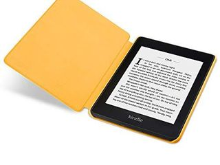 Kindle Paperwhite Water Safe Fabric Cover  10th Generation 2018  Canary Yellow
