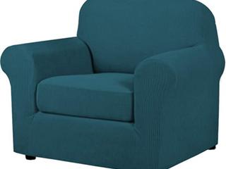 H Versailtex Green Chair Cover