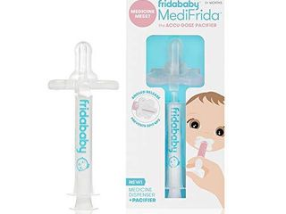 Medi Frida the Accu Dose Pacifier Baby Medicine Dispenser by FridaBaby