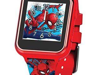 Marvel Spider Man Touchscreen Interactive Smart Watch  Model  SPD4588AZ