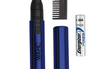 Wahl Model 5643 300 3 in 1 lithium Pen Detail Trimmer  Blue