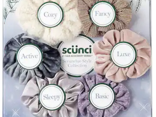 Scunci Style Collection Set