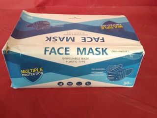 50PC Face Mask
