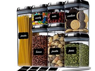 Chef s Path  Food Storage Container Set  7 Piece Set