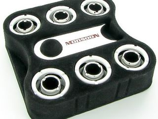 Monsoon G1 4  to 1 2  ID  3 4  OD Free Center Compression Fitting for Soft Tubing  White  6 Pack