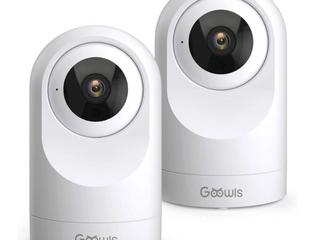 Goowls Smart Home Camera