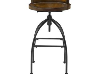 Edison Adjustable Height Stool only Retail 118 60