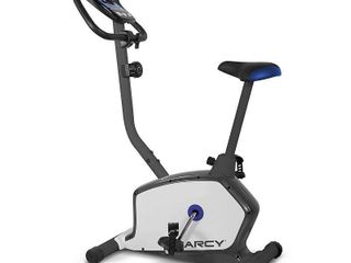 Marcy Upright Magnetic Cycle   Black  Retail 172 49