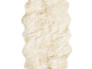 New Zealand Sheepskin Rug  Retail 289 00