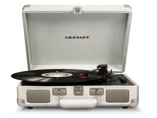 Crosley Radio Cruiser Deluxe Turntable  Size One Size   Blue