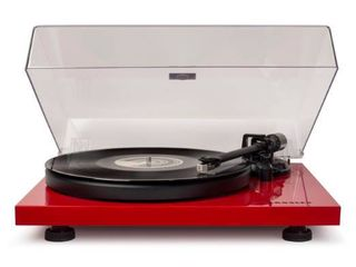 Crosley Radio C6 Turntable  Size One Size   Red