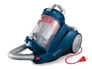 Severin S Special Bagless Canister Vacuum Cleaner  Corded Ocean Blue