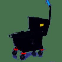 Simpli magic 79200 Mop Bucket With Wringer Black