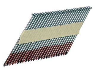 Freeman 0 131 in  x 3 1 4 in  34 Degree Paper Collated Brite Smooth Shank Clipped Head Framing Nails  2000 Count
