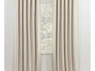 lauren Ralph lauren Sallie Back Tab Curtain Panels SET OF 2