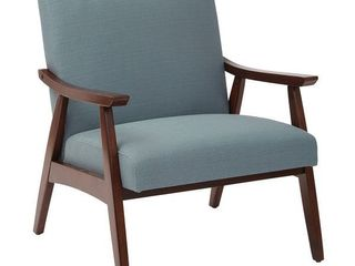 Carson Carrington Karkkila Mid Century Arm Chair