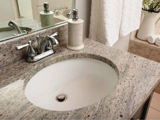 European Style Oval Bathroom Undermount Sink