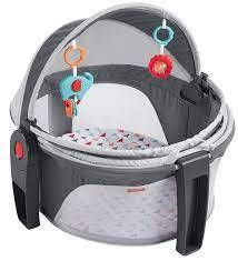 Fisher Price On the Go Baby Dome Multi Folds Flat Infant Play Space
