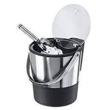Acrylic Ice Bucket lid   Scoop
