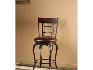 Hillsdale Furniture Granada Swivel Bar Stool