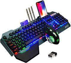 Wireless Keyboard  amp  Mouse
