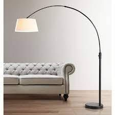 Orbita lED Dimmable Retractable Arch Floor lamp Shade