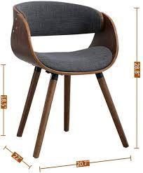 Modern Mid Back Dining Chair SEE DESCRIPTION