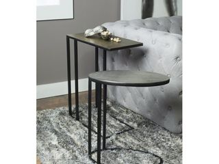 Nesting End Table Set