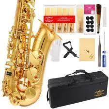 Glory Alto Saxophone w  Accessories