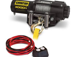 Champion Power Equipment 13004 Power Winch Kit